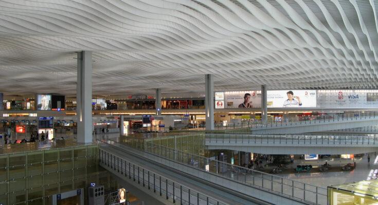 Международный аэропорт Гонконга Чхеклапкок