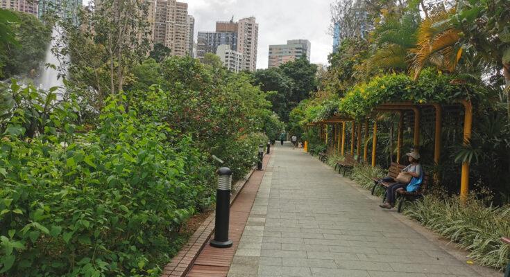 Ботанический и зоологический сады Гонконга