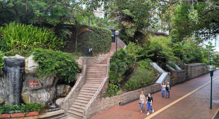 Парк Коулун Kowloon park
