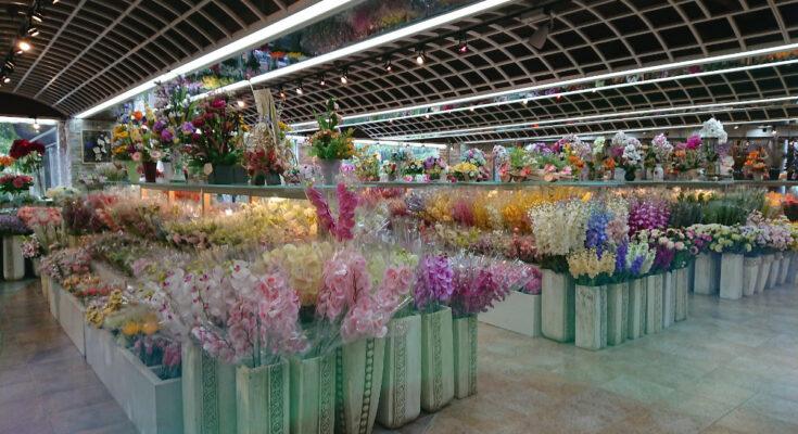 цветочные рынки
