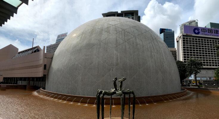 Два популярнейших музея Гонконга