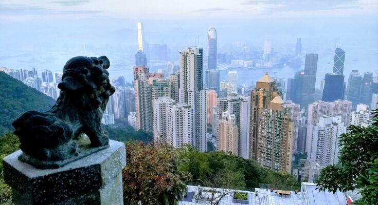 Районы Гонконга