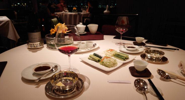 Рестораны Гонконга