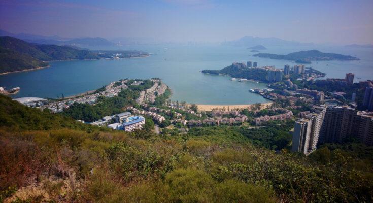 Залив Дискавери - уникальное место Гонконга